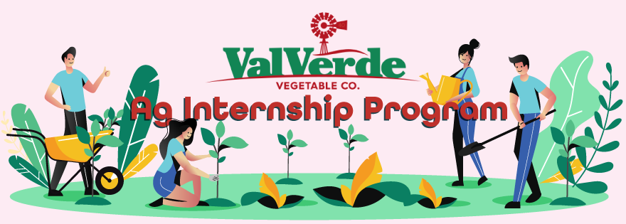 Ag Internship Program with Pharr San Juan Alamo Schools